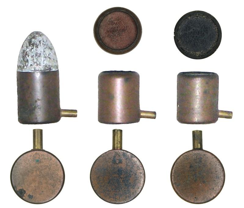 Gevelot pinfire cartridges