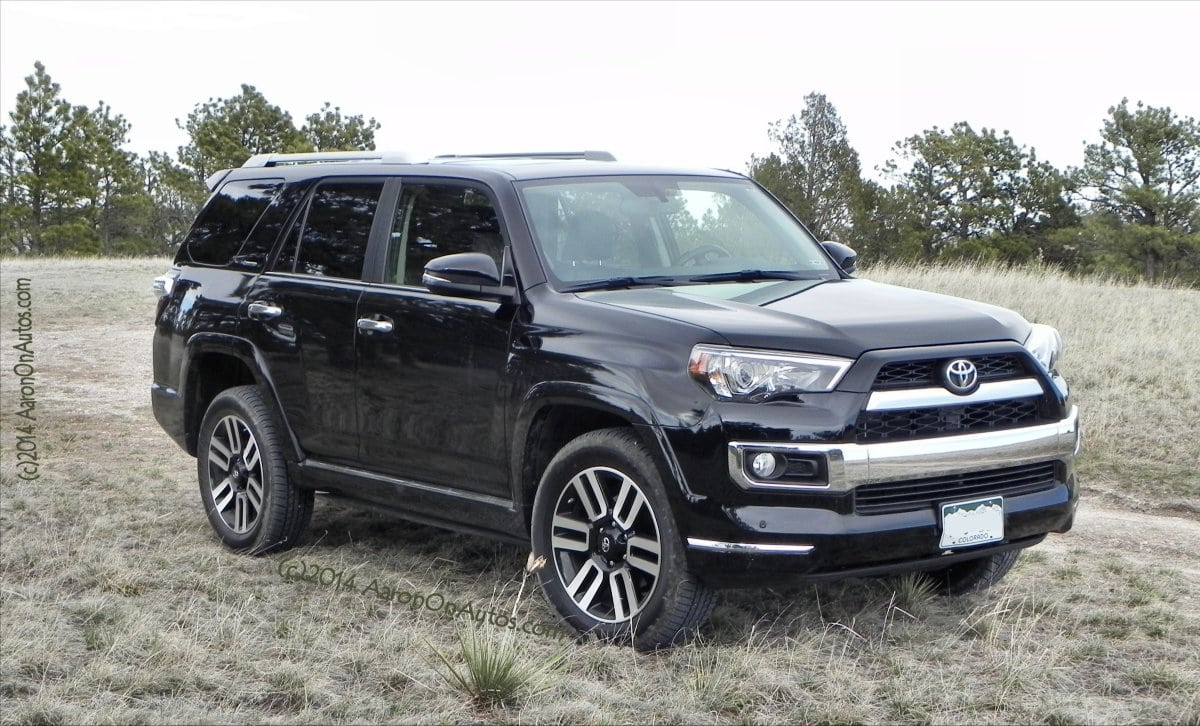 2014 Toyota 4Runner Limited Gallery