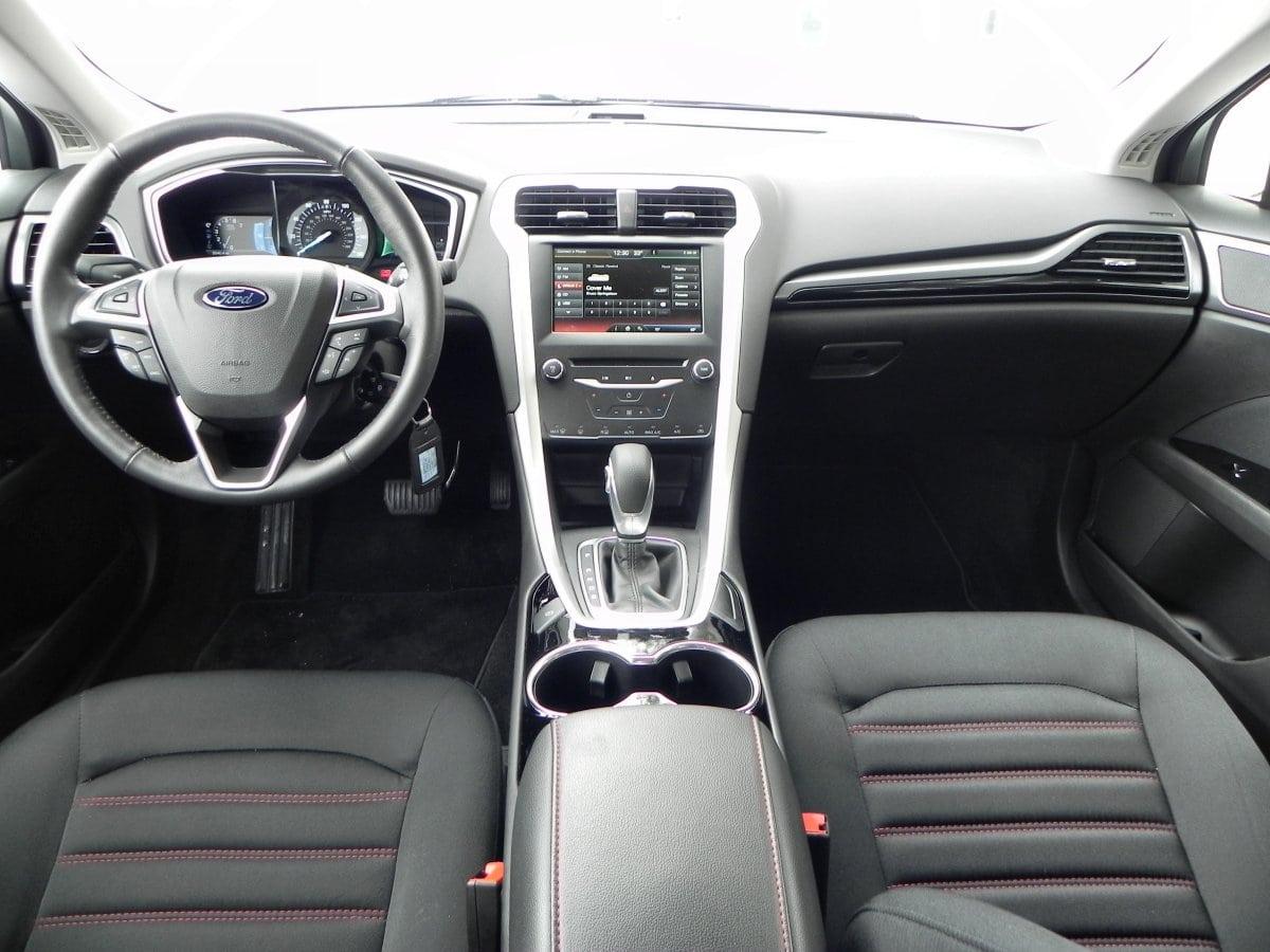 2014 Ford Fusion Interior Review Idea