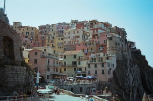 Another view of Manarola