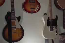 More guitars...