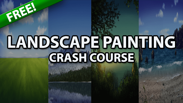 landscape painting crash course for corel painter