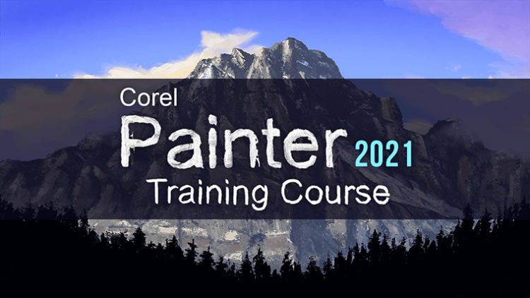 Corel Painter 2021 Training Course