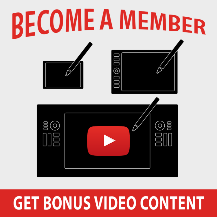 become a member of my youtube channel to get bonus video content