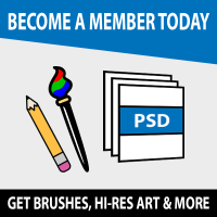 become a member to get exclusive digital art content
