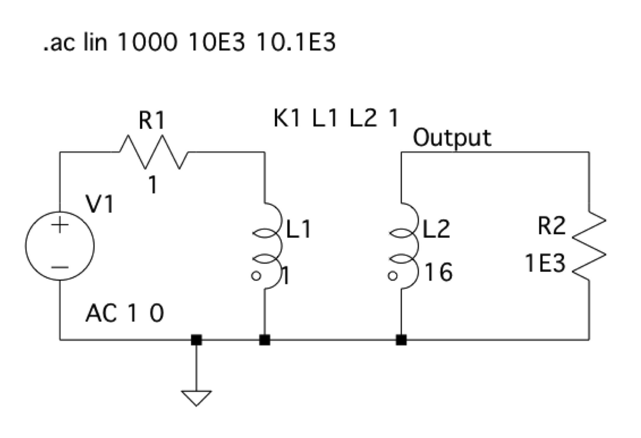 Circuit A Day Basic Transformer