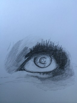 Eye (pencil sketch)