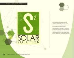 Solar Solutions Branding