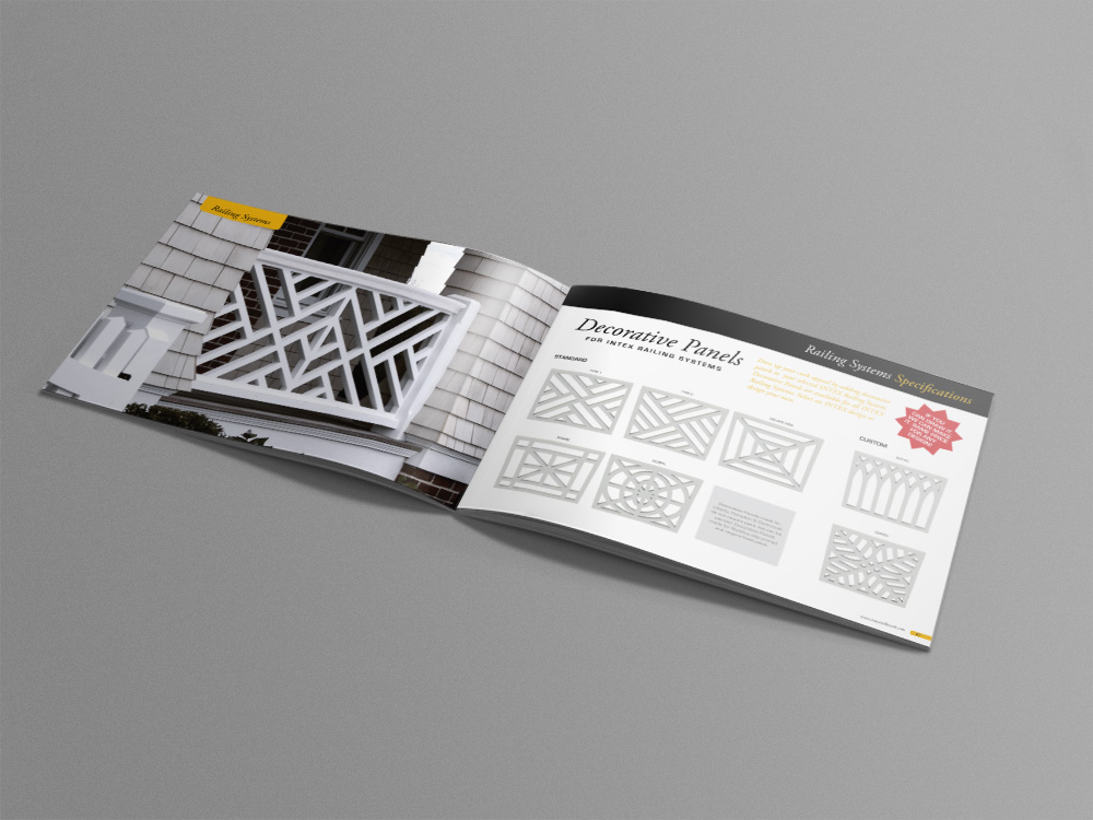 Intex 2017 Catalog –Decorative Panels