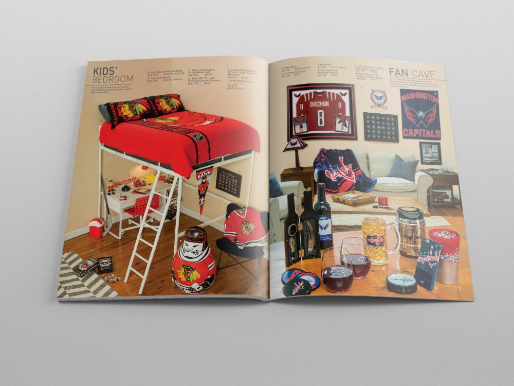 Shop.NHL.com November 2015 Catalog – Page 22/23