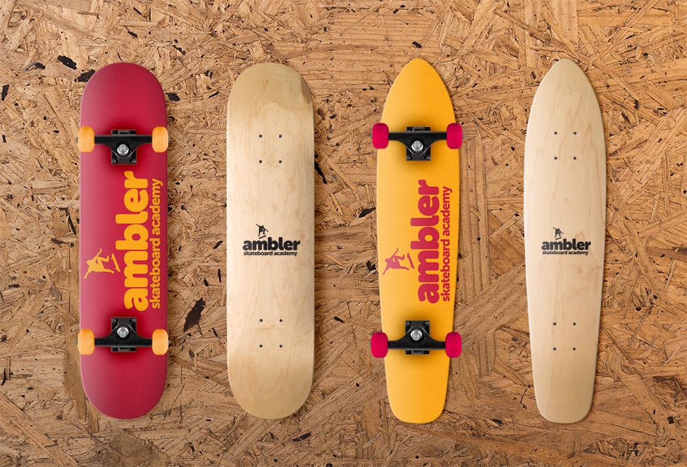 Ambler Skate Academy – Skateboards