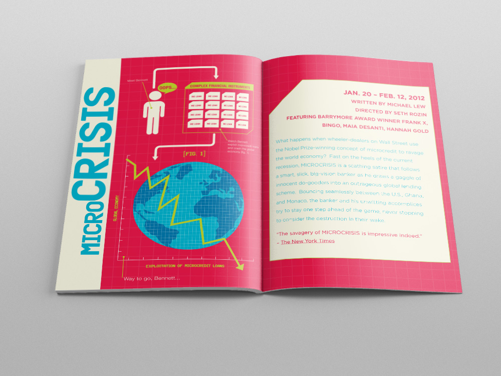 InterAct 2011/2012 Brochure – MicroCrisis