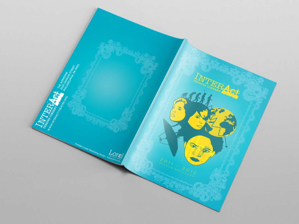 InterAct 2012/2013 Brochure – Cover