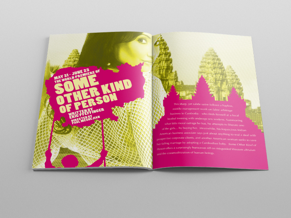 InterAct 2012/2013 Brochure – Some Other Kind Of Person