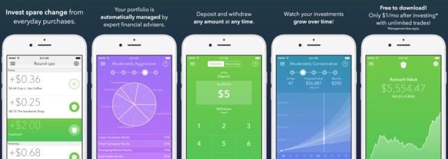Acorns App – Screenshots