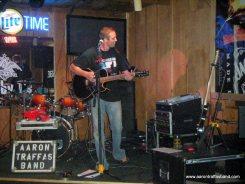 Anthony Farrar at Bobby T's