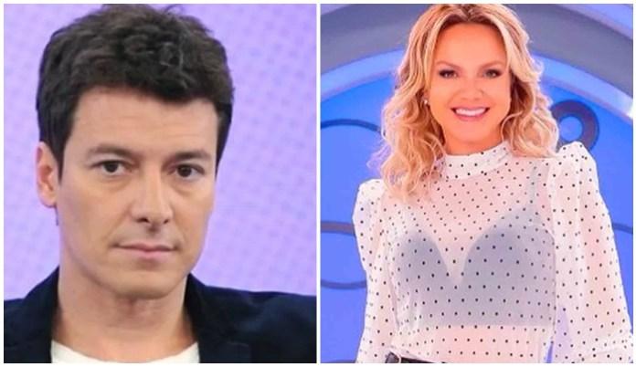 Audiência: Rodrigo Faro perde para Eliana pela 19ª semana seguida (Foto: Montagem Aaron Tura IG)