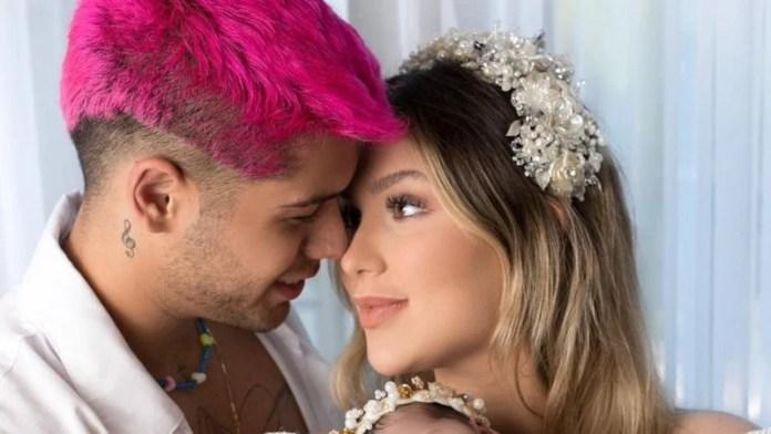 O famoso cantor sertanejo, Zé Felipe fala sore sua relação com Virgínia (Foto: Reprodução/Instagram)