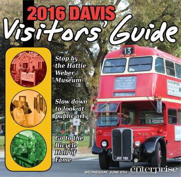 Visitors' Guide Cover