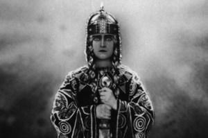 Kriemhild som hævner!
