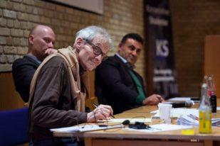 Sørensen, Støvring og Khader. Fotograf: C.M.Pedersen , www.cmpedersen.dk