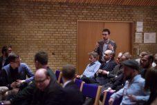 Publikum. Fotograf: C.M.Pedersen , www.cmpedersen.dk