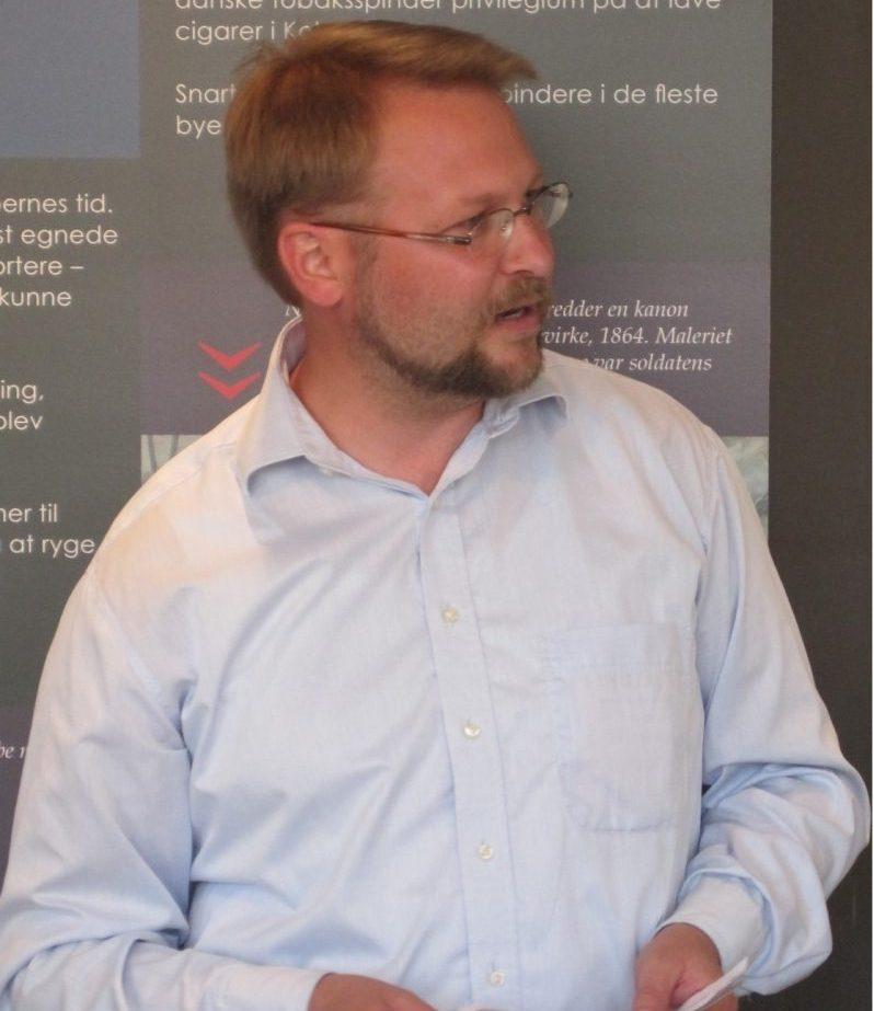 """Podcast med Adam Wagner: """"Historien om Danmark"""""""