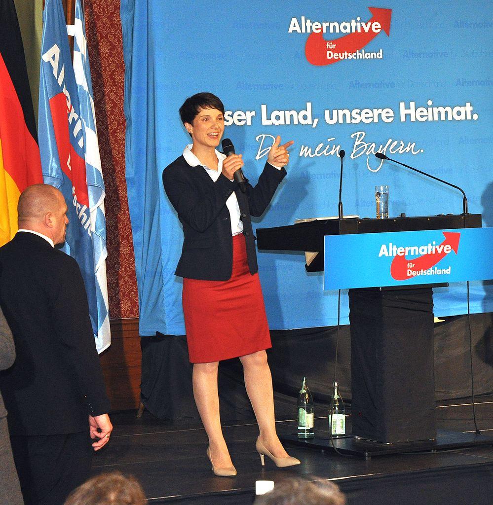 Tysklands nye højre