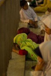 Ramadan prayers at Masjid Istiqlal