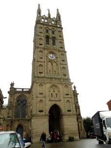 Walking in Warwick