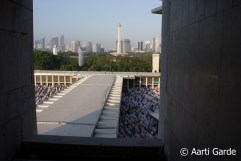 A view of Jakarta