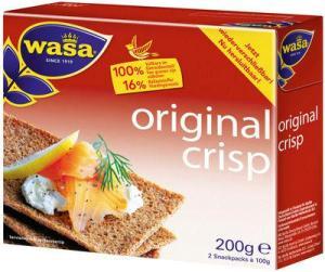 Verdwenen producten: Wasa Finn Crisp