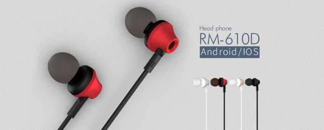 Remax Rm 610D