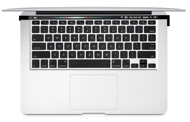 Touch bar strip USB accessoire