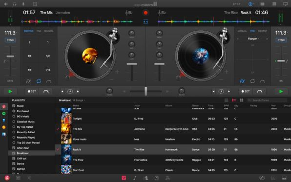 djay pro spotify mac ios iphone ipad