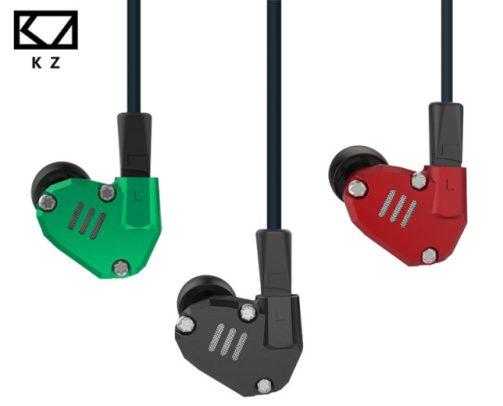 KZ ZS6 - met een 8 speaker-systeem