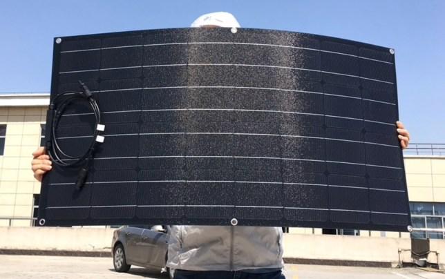 zonnepaneel ETFE