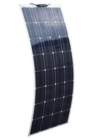 100w flexibel lichtgewicht zonnepaneel