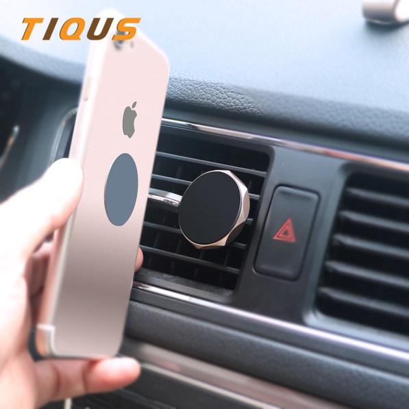 magnetish iphone houder luchtrooster