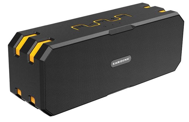 Sardine F4 Bluetooth speaker