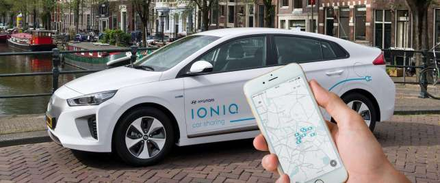 ioniq car sharing review