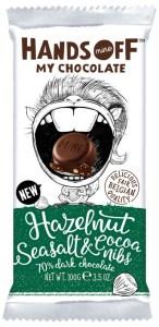 pure chocola met hazelnoten test