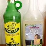Kant-En-Klare mix van gin met citroenlimonade, Pomada