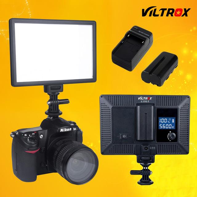 led paneel videolicht