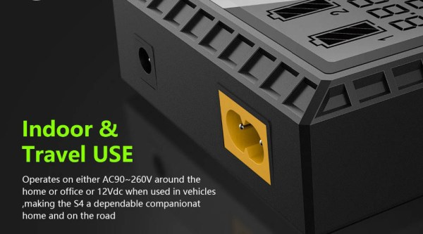 oplaadbare batterijen opladen met 12V