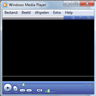 equalizer EQ toonregeling Windows media player