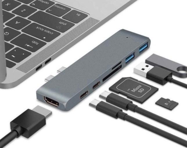 USB-c hub macbook