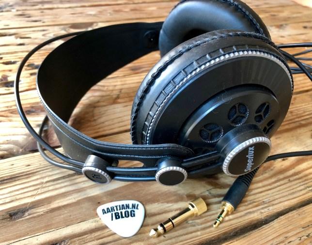 Superlux hoofdtelefoon review