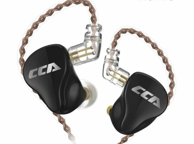 CCA CA16 review