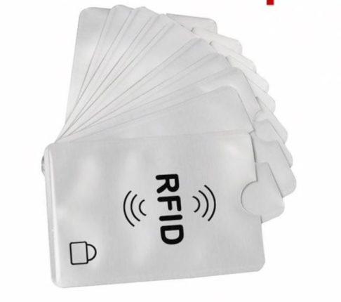 rfid blocking hoesje pinpas beschermen contactloos goedkoop